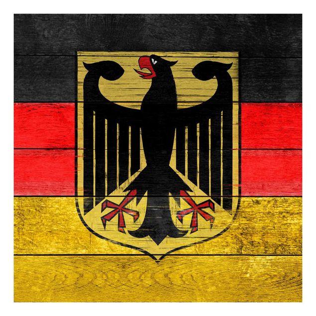 Beistelltisch - Germany Woodwall
