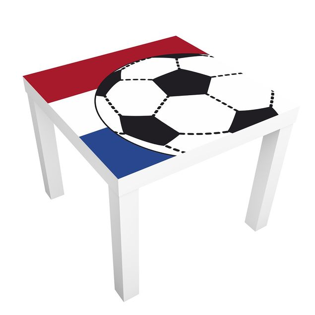 Beistelltisch - Fußball Niederlande