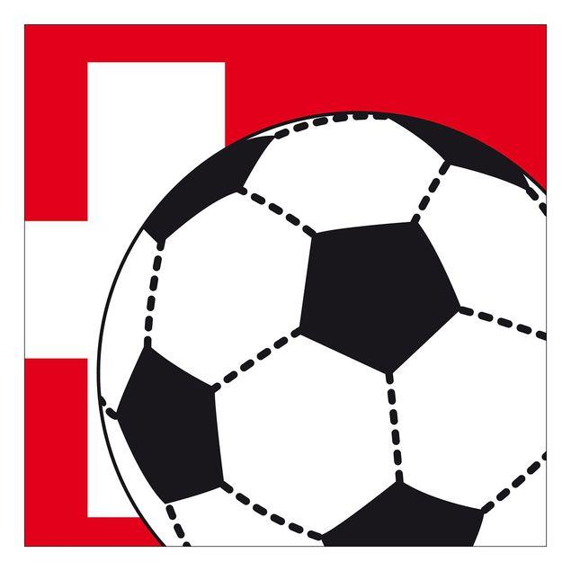 Beistelltisch - Fußball Schweiz