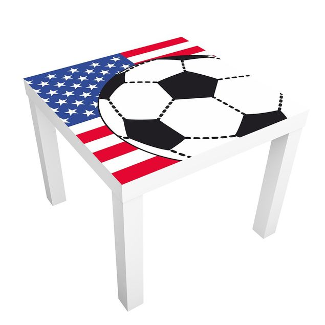 Beistelltisch - Fußball USA