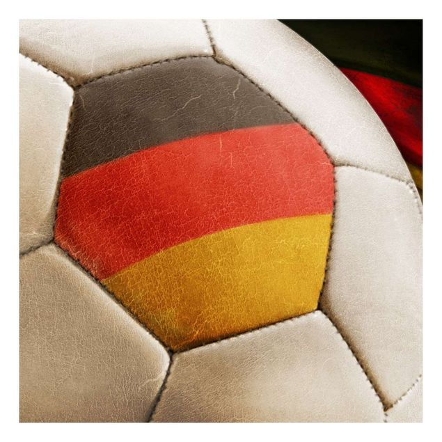 Beistelltisch - Vintage Fußball Deutschland