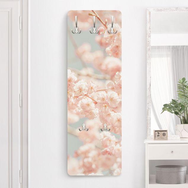 Garderobe - Kirschblüten Glow