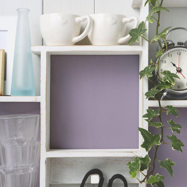 Klebefolie lila einfarbig - Lavendel - violett - Bastelfolie selbstklebend