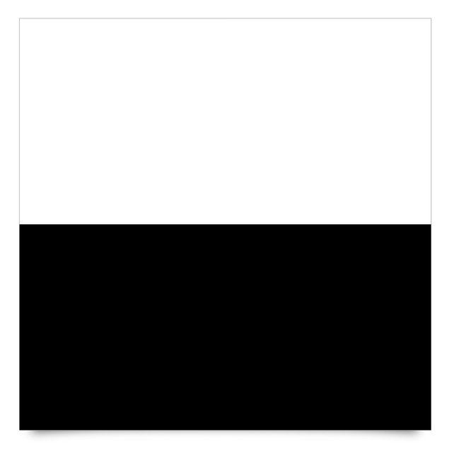Klebefolie schwarz-weiß Farbset zum selbst gestalten - Selbstklebefolie