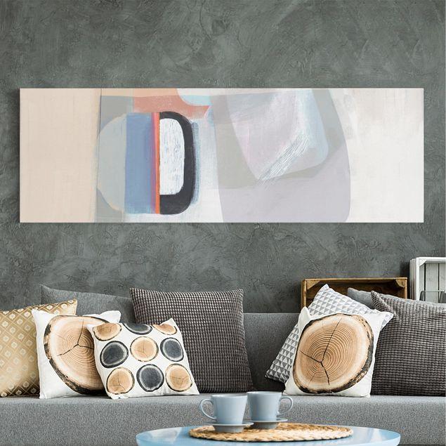 Leinwandbild - Multiform I - Panorama 1:3