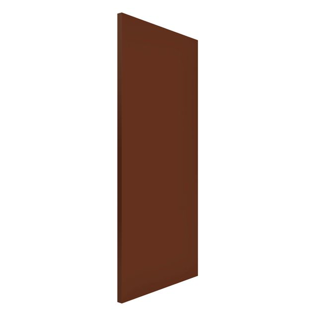 Magnettafel - Colour Chocolate - Memoboard Panorama Hoch