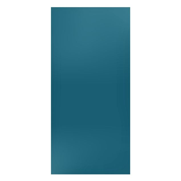 Magnettafel - Colour Petrol - Memoboard Panorama Hoch
