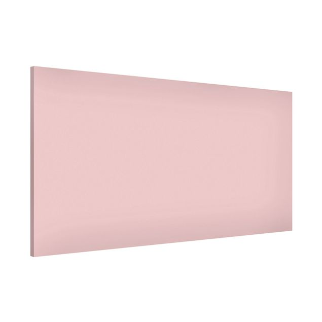 Magnettafel - Colour Rose - Memoboard Panorama Quer