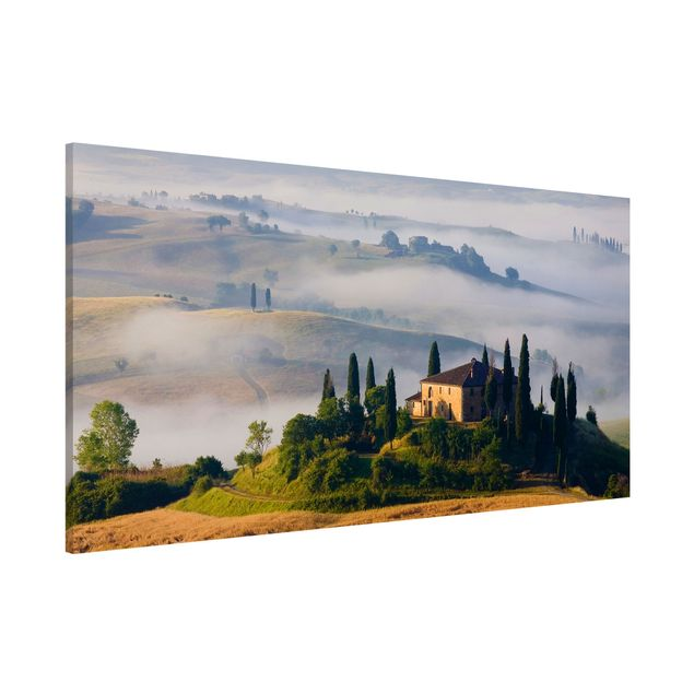 Magnettafel - Landgut in der Toskana - Memoboard Panorama Quer