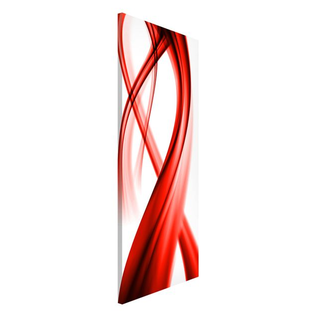 Magnettafel - Red Element - Memoboard Panorama Hoch
