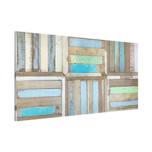 Magnettafel - Rustic Timber - Memoboard Panorama Quer