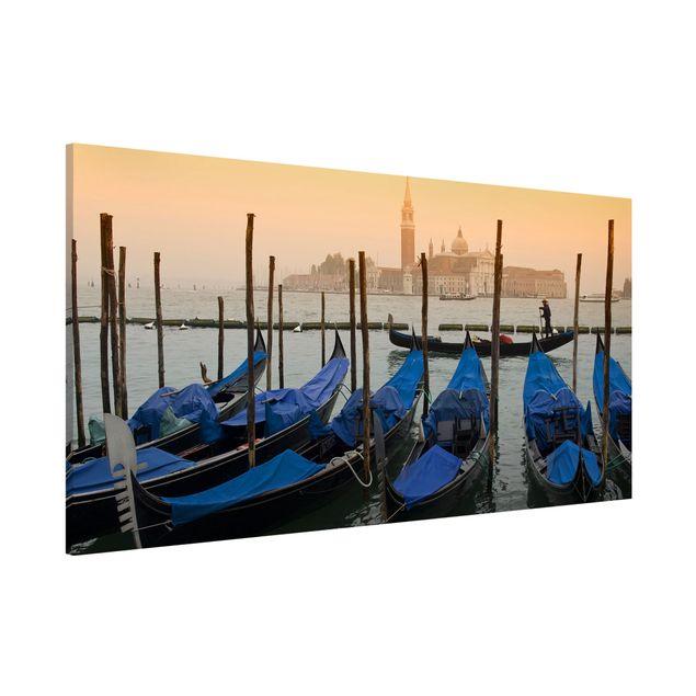 Magnettafel - Venice Dreams - Memoboard Panorama Quer