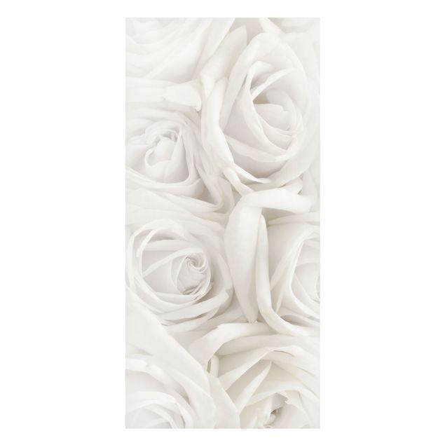 Magnettafel - Wedding Roses - Memoboard Panorama Hoch