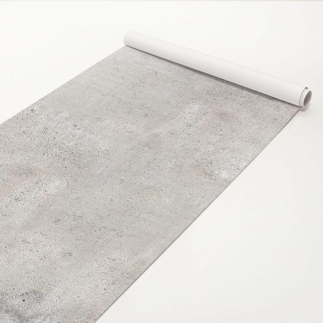 Möbelfolie - Industrie-look Betonoptik - Design Dekorfolie