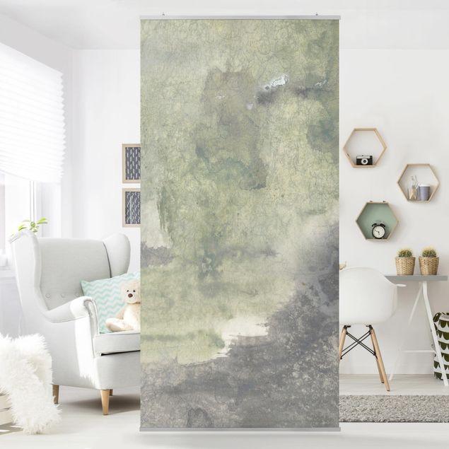 Raumteiler - Frieden, Liebe, Freude II - 250x120cm