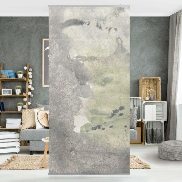 Raumteiler - Frieden, Liebe, Freude III - 250x120cm