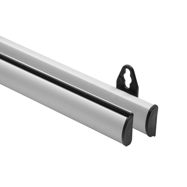 Klemmschienen-Set - Aluminium Halterung