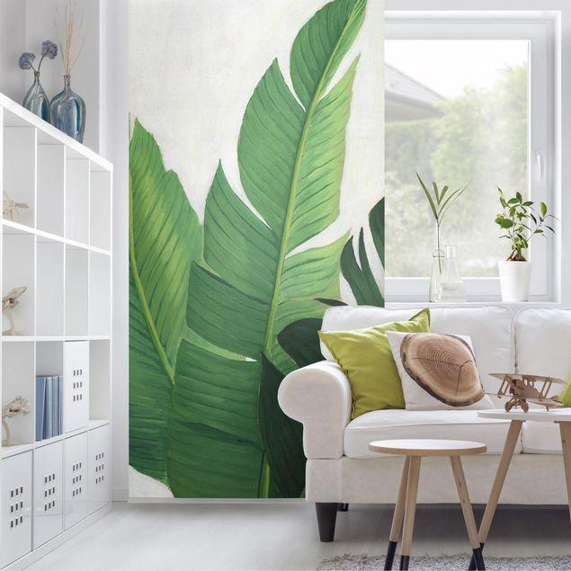 Raumteiler - Lieblingspflanzen - Banane - 250x120cm