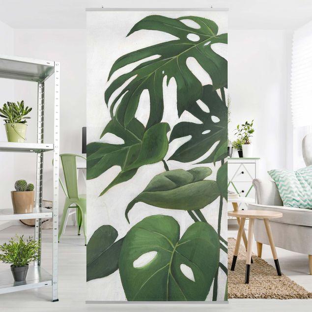 Raumteiler - Lieblingspflanzen - Monstera - 250x120cm