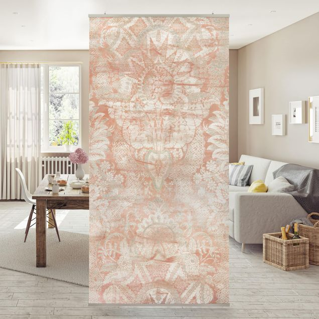 Raumteiler - Ornamentgewebe I - 250x120cm