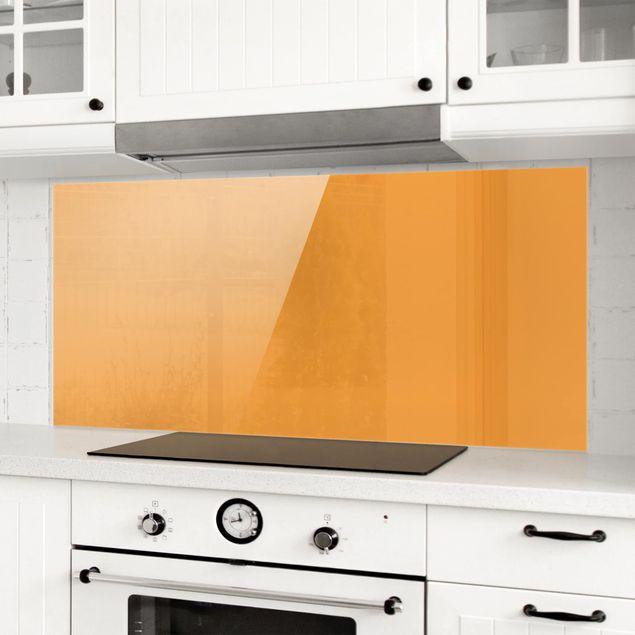 Spritzschutz Glas - Mango - Panorama Quer