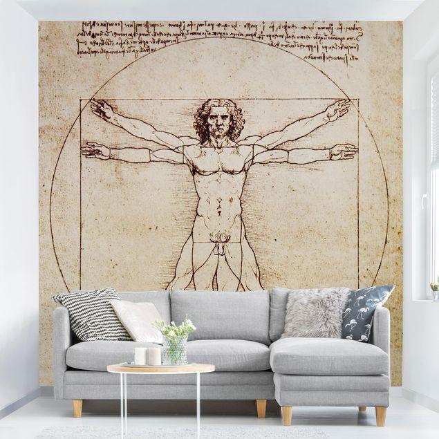 Fototapete - Da Vinci