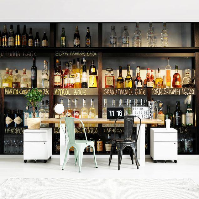 Fototapete - Drink Lovers Bar