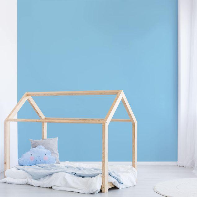 Fototapete - Pastellblau