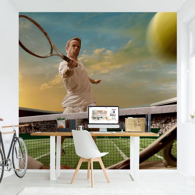 Fototapete - Tennis Player