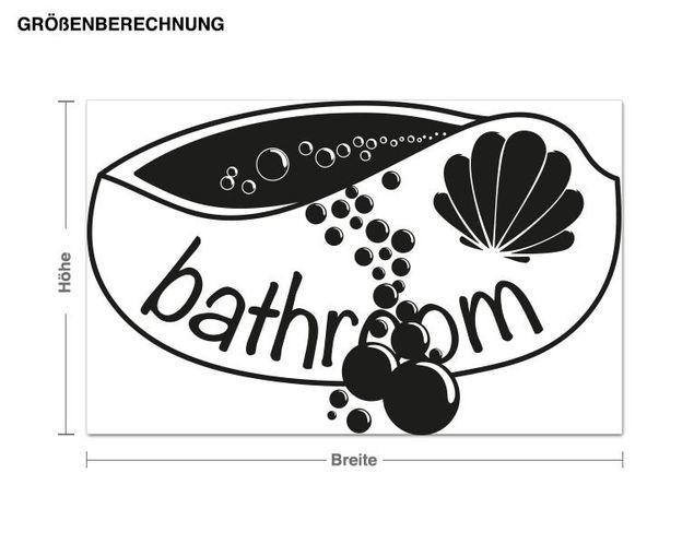 Türtattoo Bathroom