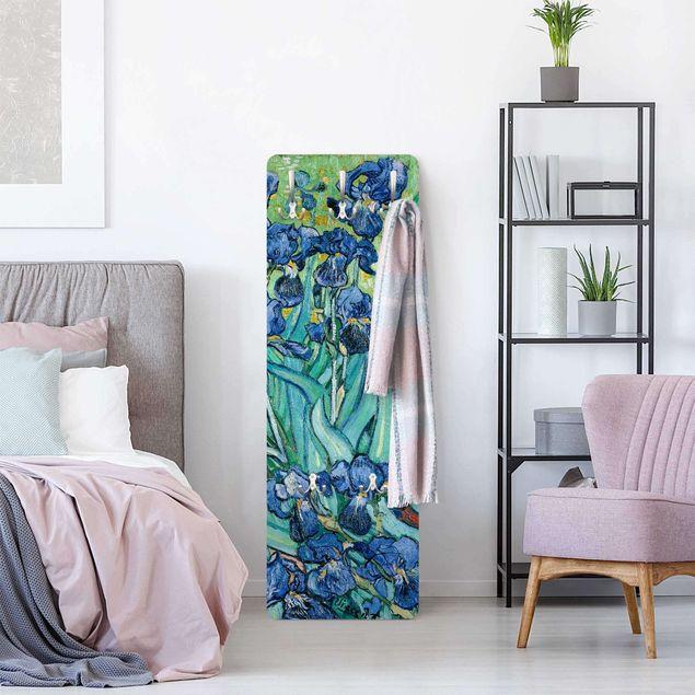 Garderobe - Vincent van Gogh - Iris