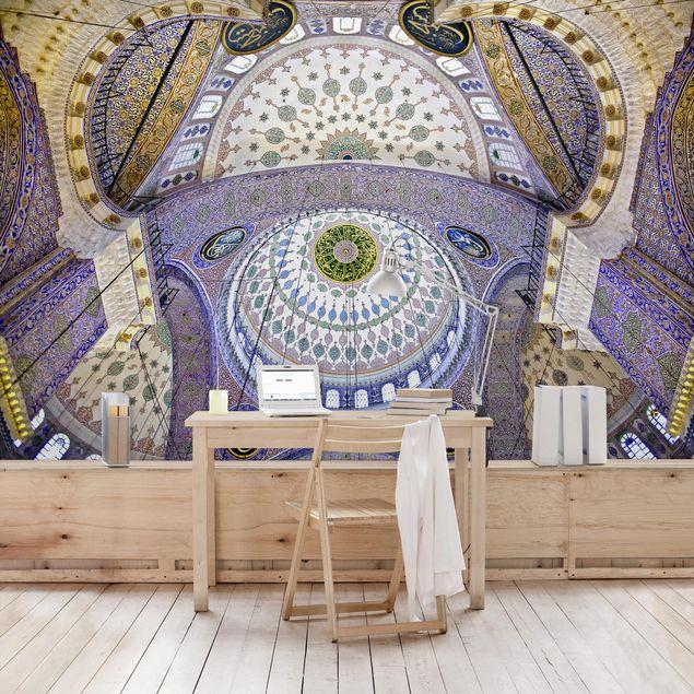 Fototapete Blaue Moschee in Istanbul