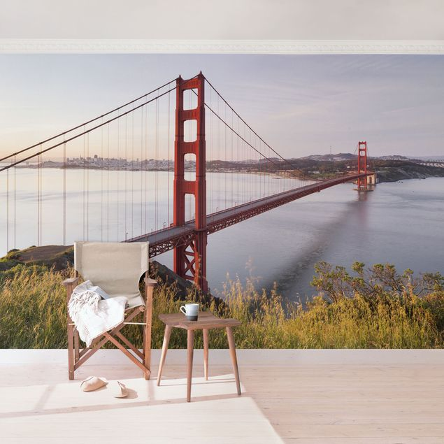 Fototapete Golden Gate Bridge in San Francisco