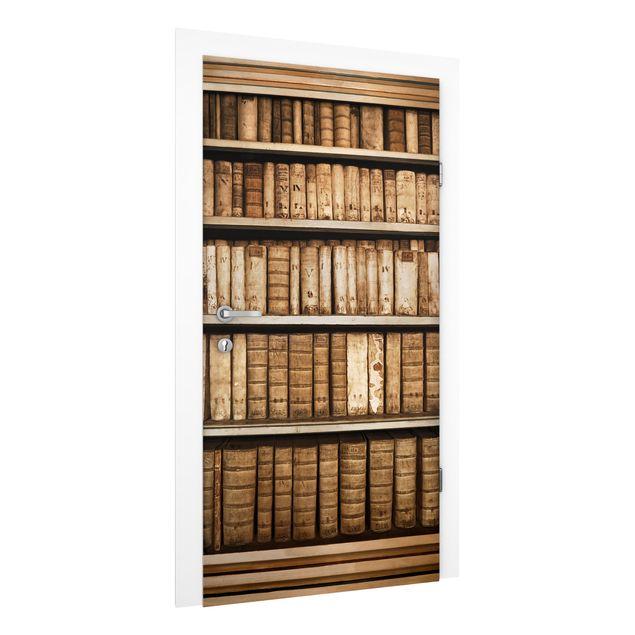 Türtapete - Altes Archiv
