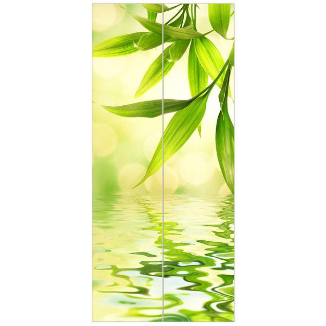 Türtapete - Green Ambiance I