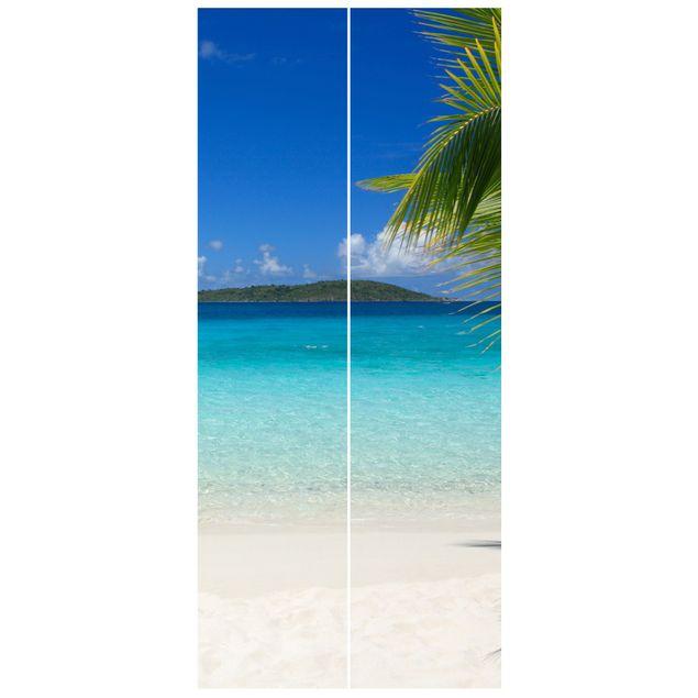Türtapete - Perfect Maledives