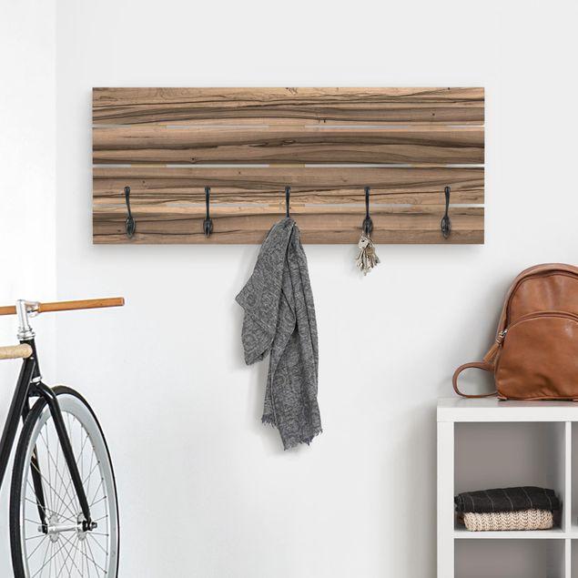 Wandgarderobe Holz - Arariba