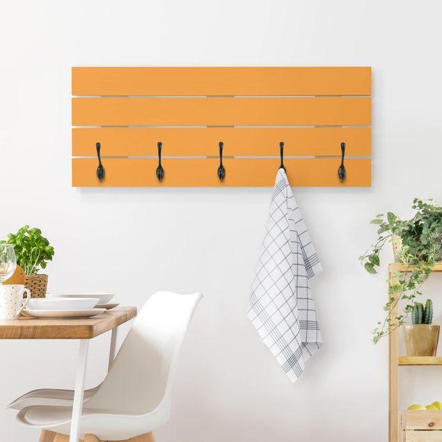 Wandgarderobe Holz - Mango