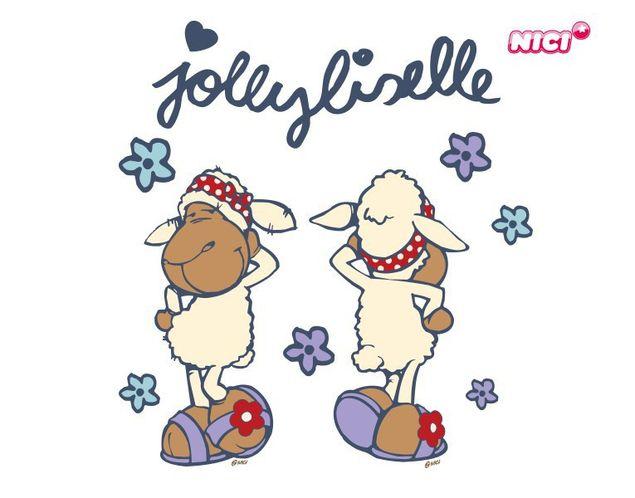 Wandtattoo Jolly Liselle