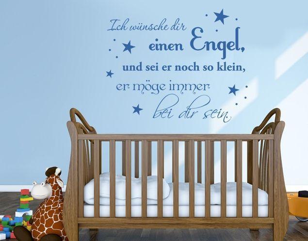 Wandtattoo kleiner Engel