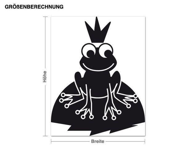 Wandtattoo Kleiner Frosch