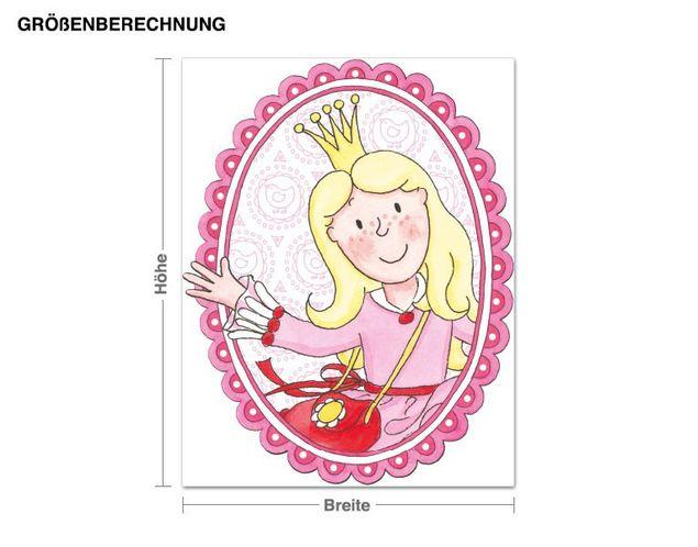 Wandtattoo Prinzessin Anneli